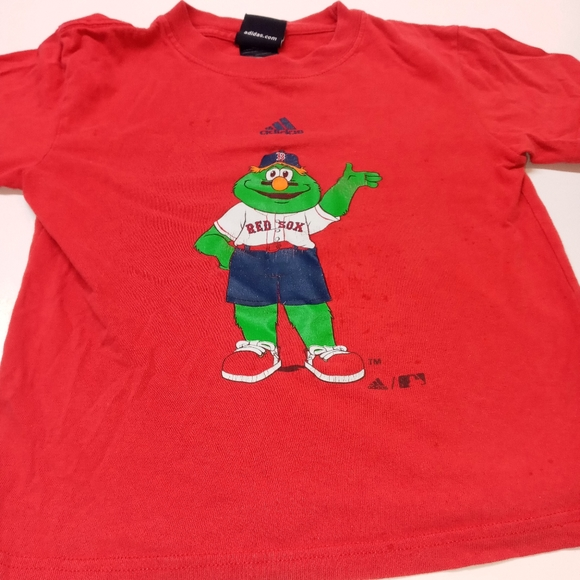 Wally the Green Monster Adidas top Med 5-6
